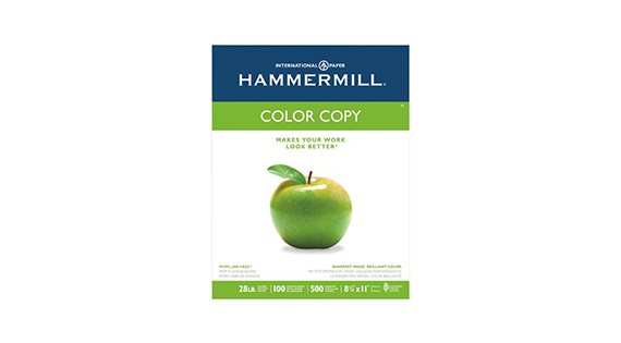 Colour Copy White Paper
