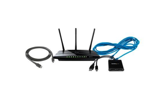 Câblage et réseautique