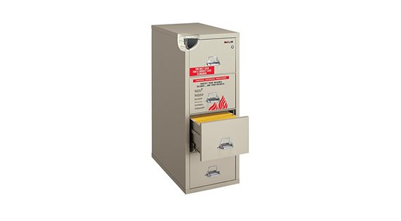 Security and Fire-Proof Filing Cabinets