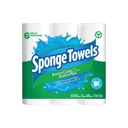 Sponge Towels® EnviroCare® Paper Towel