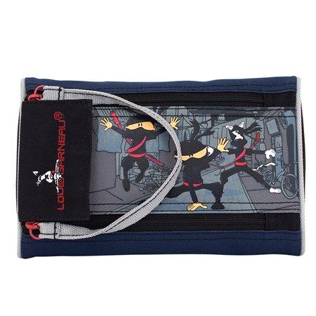 Étui à crayons à 2 glissières Ninja