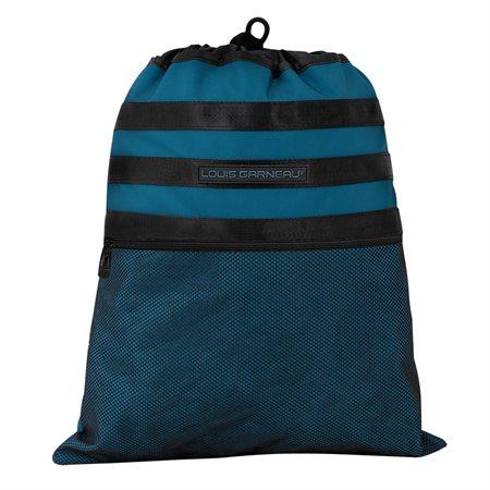 Striped Gym Bag