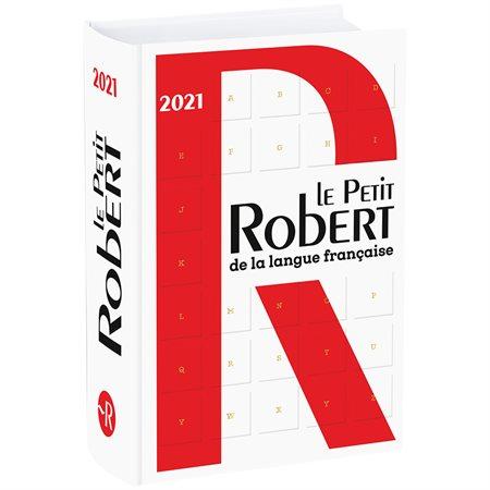 Dictionnaire Le petit Robert 2020 / 2021
