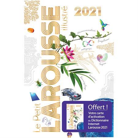Petit Larousse illustré 2021 Dictionary