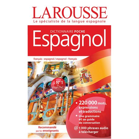 Bilingual Larousse Pocket Dictionary