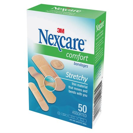 Pansements confortables Nexcare™