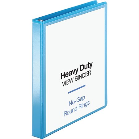 Heavy-Duty View Binder