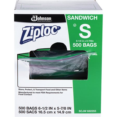 Reclosable Storage Bags