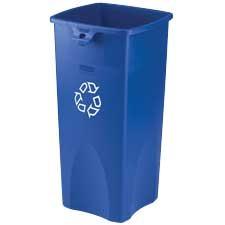 Untouchable Recycling Bin