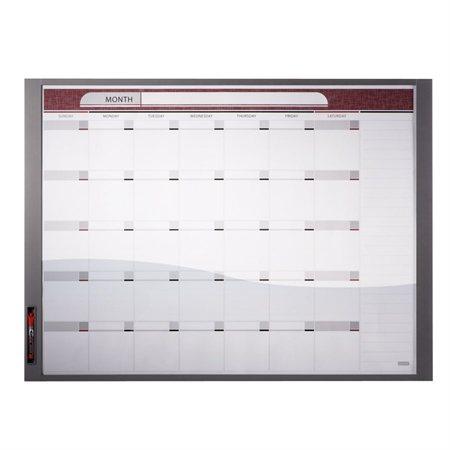 Tableau blanc personnalisé effaçable à sec Inview™