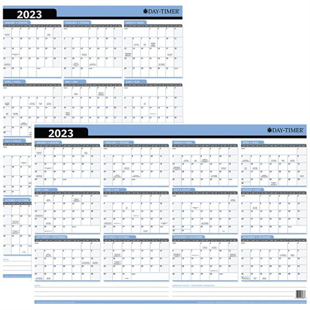 Reversible Wall Planner (2022)