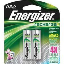 Recharge® Rechargeable Batteries