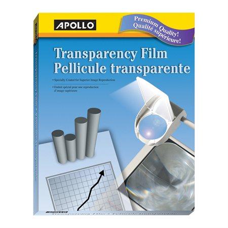 Transparents pour photocopieurs