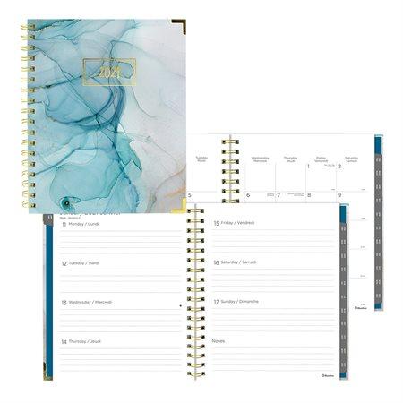 Quartz Monthly /  weekly planner (2021)