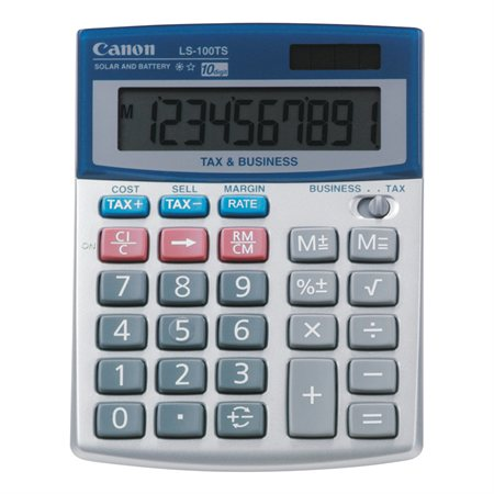 LS-100TS Desktop Calculator