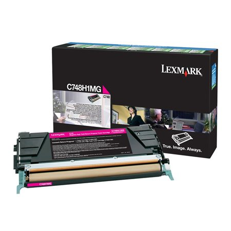 C748 High Yield Toner Cartridge