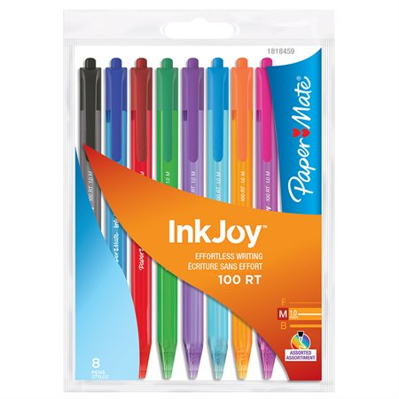 Stylos à bille rétractable InkJoy™ 100