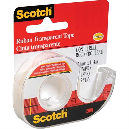Ruban adhésif transparent Scotch®