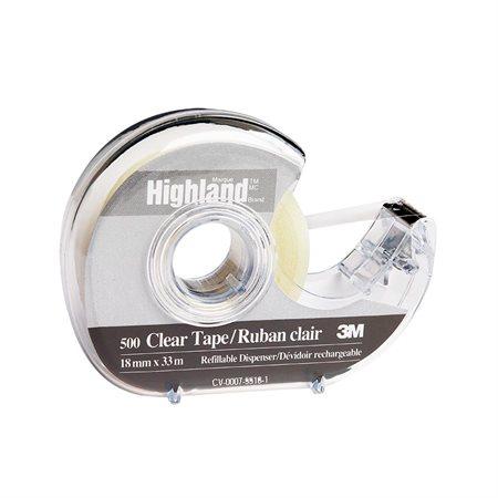 Highland™ Transparent Adhesive Tape