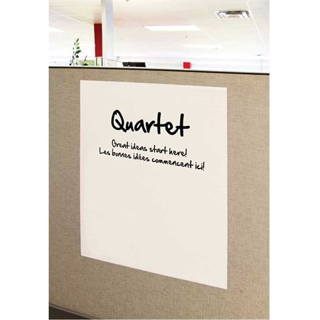 Write-on Anywhere™ Static Dry Erase Sheet