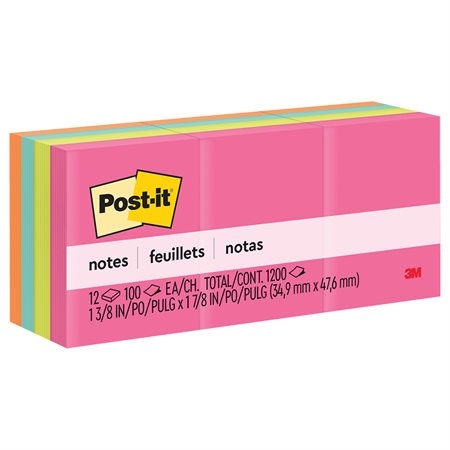 Post-it® Self-Adhesive Notes