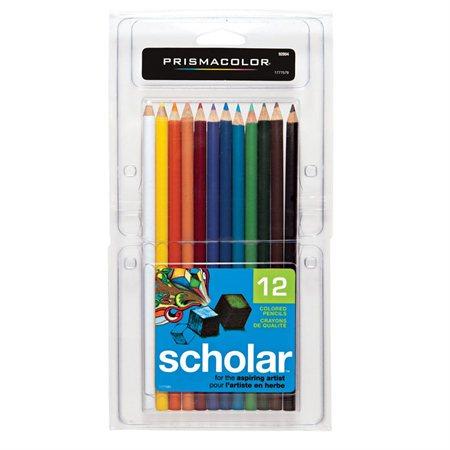 Prismacolor® Scholar Wooden Colouring Pencils
