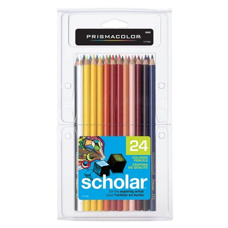 Prismacolor® Scholar Wooden Colouring Pencils