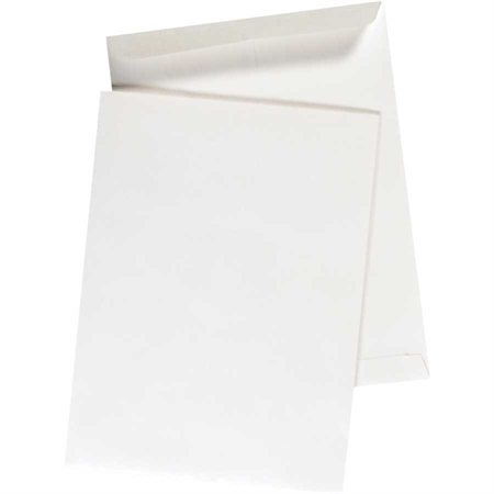White Catalogue Envelope