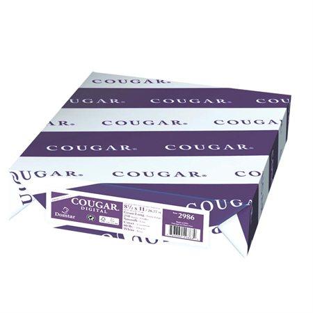 Papier couverture numérique Cougar®