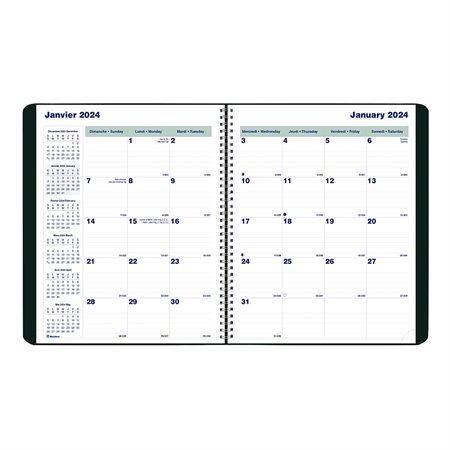 Agenda mensuel 16 mois (2021)