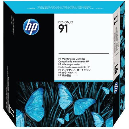 Cartouche de maintenance HP 91