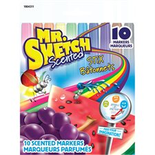 Mr. Sketch Scented™ Washable Markers