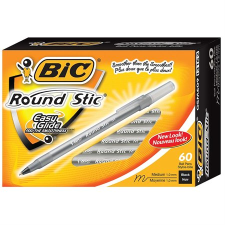 Round Stic™ Ballpoint Pens