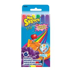 Marqueurs lavables Mr. Sketch Scented™