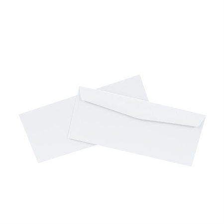 Enveloppe blanche standard