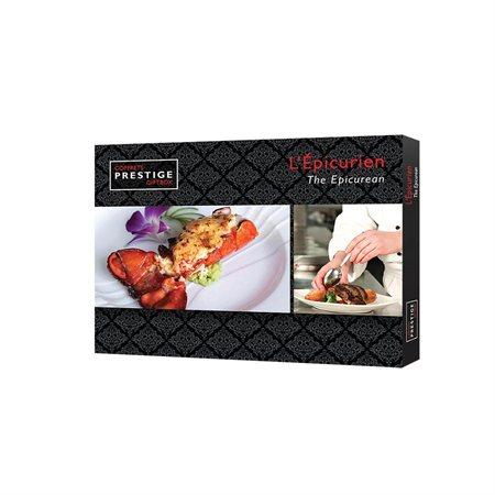Coffret Prestige Gastronomie L'Épicurien