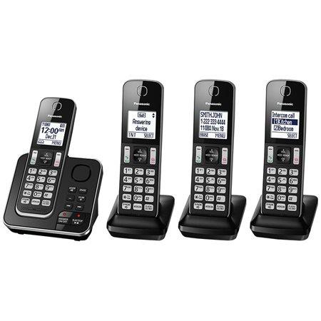 KX-TGC39x Cordless Phone