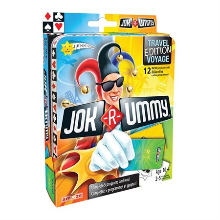 JOK-R-UMMY Travel Edition