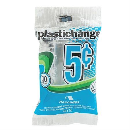Plastichange Coin Roller