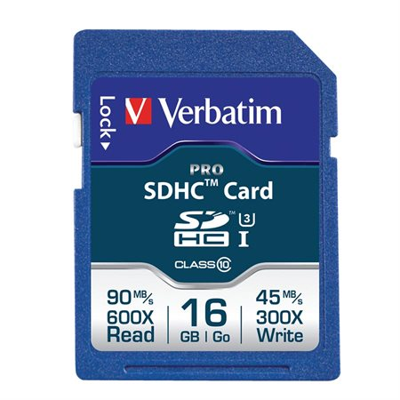 Pro UHS-1 Memory Card