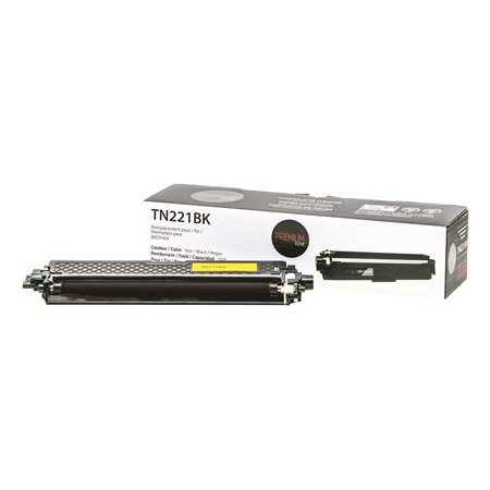 Cartouche de toner compatible Brother TN221