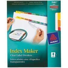 Intercalaires Index Maker®