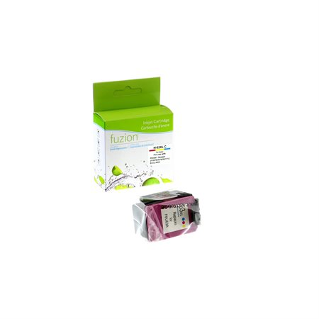 Remanufactured Ink Jet Cartridge (Alternative to  HP 63XL)