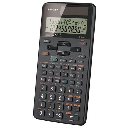 EL520XTBBK Scientific Calculator