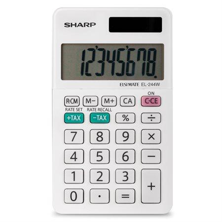 EL-244W Pocket Calculator