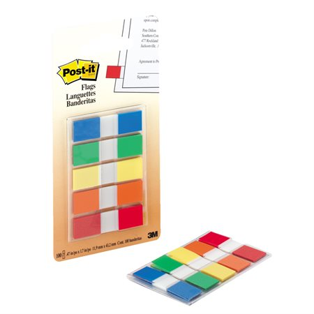 Languettes Post-it® Designer