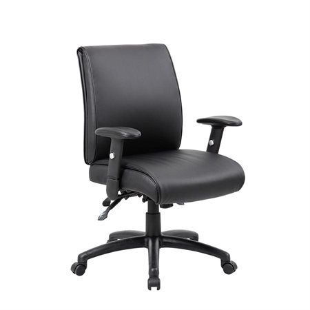 Multi-Function Mid-Back Executive Armchair