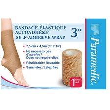 Bandage élastique autoadhésif