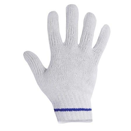 Gants de tricot en polycoton