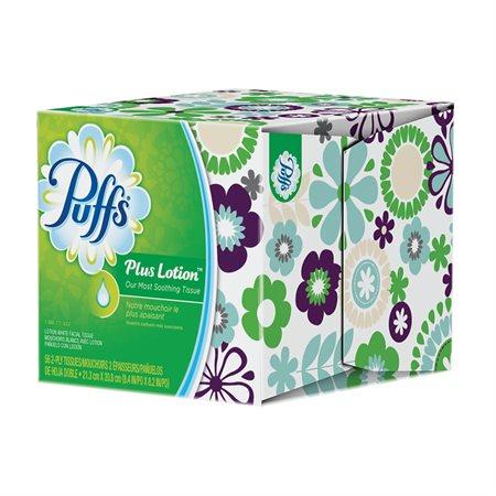 Papiers-mouchoirs Puff® Plus Lotion avec parfum de Vicks